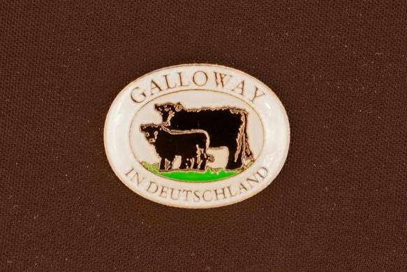 Pin Galloway in Deutschland