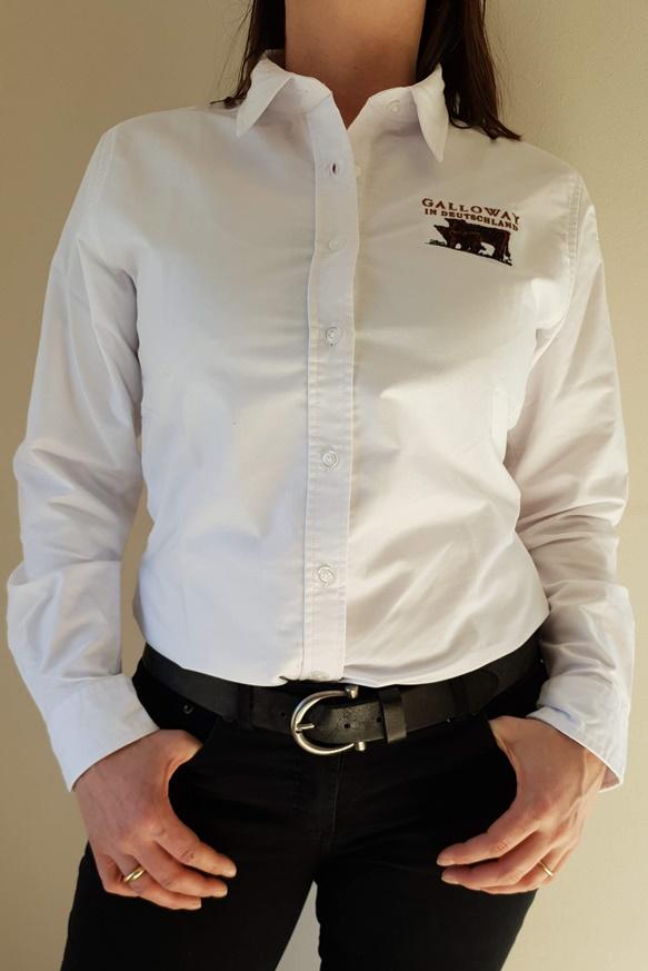 Damen Hemden mit Aufdruck Galloway in Deutschland