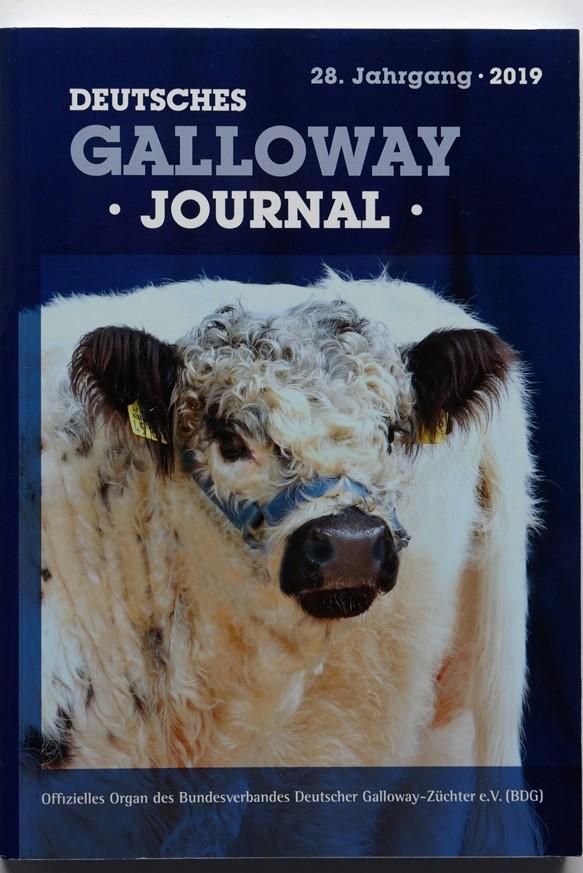 Deutsches Galloway Journal 2019