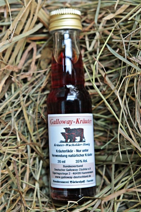 Galloway Kräuter klein 20ml