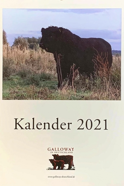 Galloway Kalender 2021